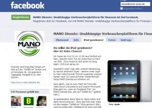 screenshot: mano-dienste-facebook