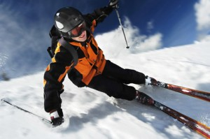 bild: ski artikel gut dargestellt mit dynamic imaging