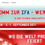 Bild: Website IFA