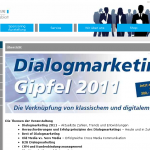 Website: Digital Marketing Gipfel
