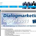 Website: Digital Marketing Gipfel