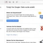 Bild: Google+-Seiten für Unternehmen