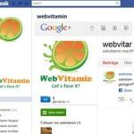 bild: google+-facebook - seiten im vergleich