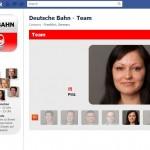 Screenshot: Facebook Fanpage Deutsche Bahn Kundenbetreuung