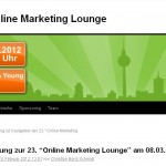 Website Online Marketing Lounge
